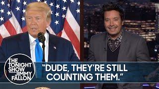 Trump Calls 2020 Election a