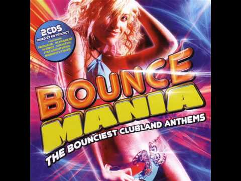 bounce mania K I G heads,shoulders,knees and toes