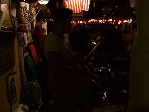 Ty Kemp & Tiki Sam Have'n a beer with Elvis Medley acoustic