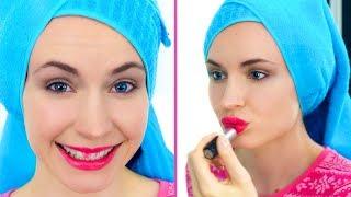 Girls Getting Ready: Makeup & Hair