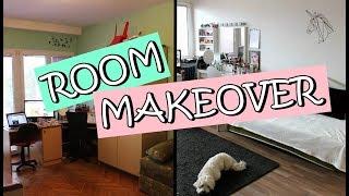 Preuređivanje sobe + ROOM TOUR 🏠
