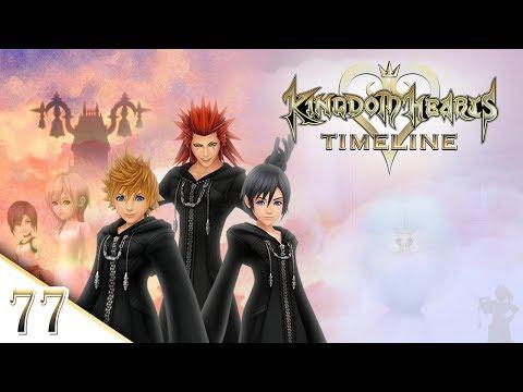 KINGDOM HEARTS TIMELINE - Episode 77: Lazy Day