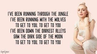 Selena Gomez, Marshmello - Wolves / Lyrics (Madilyn Bailey Cover)