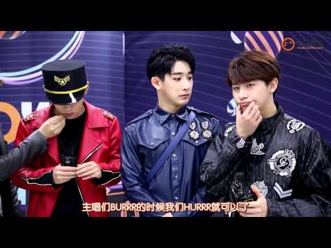 [ENGSUB] 150610 Monsta X The Show Interview