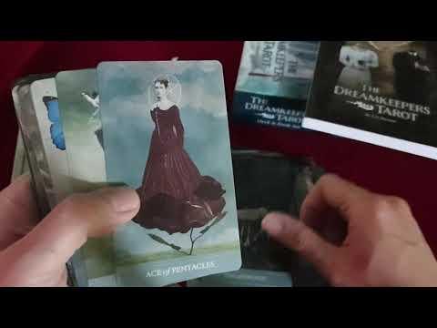 The Dreamkeepers Tarot vidéo