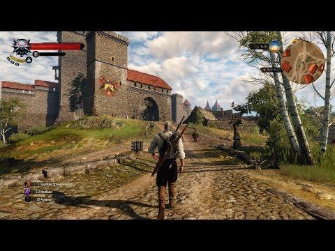 The Witcher 3: Wild Hunt - Patch Version 1.07: Bewegungsreaktion