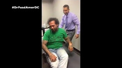 Dayton, OH - Lower back Chiropractic adjustment - Wonderful reaction