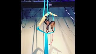 Mina Mechanic Silks Performance Aerial Warehouse