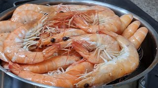 How to cook prawn ; frying, st…