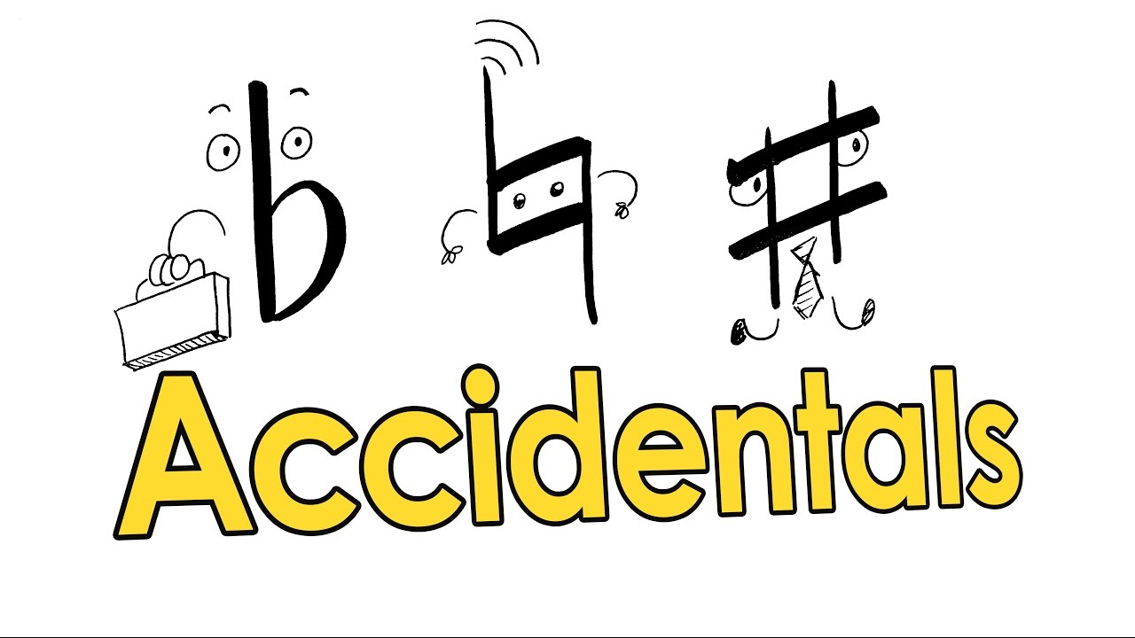 What Are Accidentals, Natural Notes, And Enharmonics In Music Theory