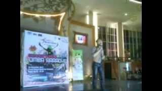 Cerita luka - OKKI ANGGRY HARTONO Winner Monalisa Song Karaoke with Heartline FM Radio Tangerang.MP4
