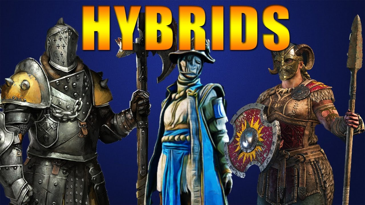 How To Defeat The Hybrids In For Honor
