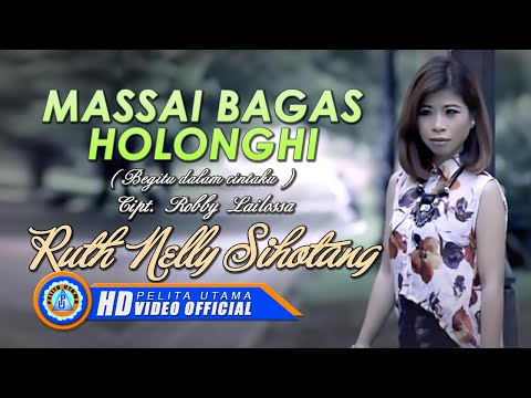 Ruth Nelly Sihotang - MACCAI BAGAS HOLONGHI (Official Music Video)