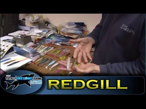 Redgill fishing lures