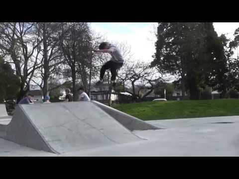 A Belfast and Goon skate clip