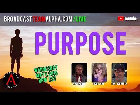 Purpose - BTA Weekly Show