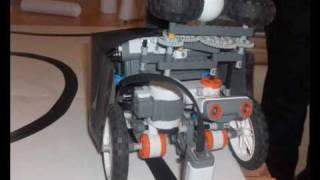LEGO NXT SHOOTER BADR1 2009