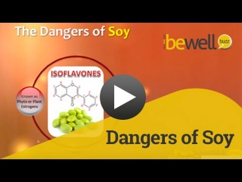 Dangers of Soy - Explaining Why Soy is Bad | BeWellBuzz.com
