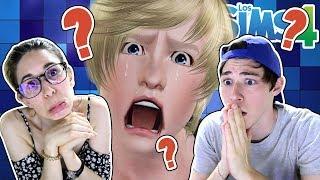 HACEMOS LLORAR A UNA SUORA | Sims 4 con Sara #11