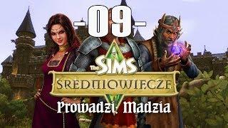 The Sims Średniowiecze #09 - Sekretny kochanek Maciej i drużba Tomasz