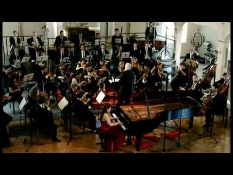 Ekaterina Litvintseva live: F. Chopin Piano Concerto No.1 in E minor Op. 11 3rd mvt, Rondo