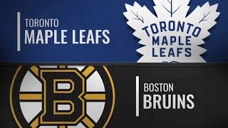 Toronto Maple Leafs vs Boston Bruins | Dec.08, 2018 NHL | Game Highlights | Обзор матча