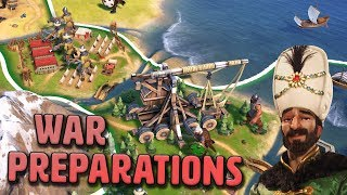 War Preparations - Ottoman Empire [#3] - Civilization VI Gathering Storm