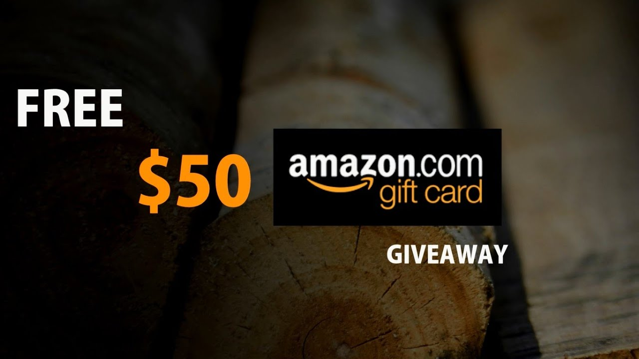 amazon 1000 gift card giveaway 700 subscribers giveaway 50 amazon gift card closed 8697