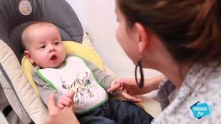 Desarrollo de tu bebé desde los 4 meses (etapa 1) - Nestlé y el desarrollo de tu bebé