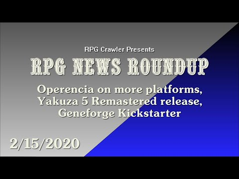 RPG News Roundup (2-15-2020)