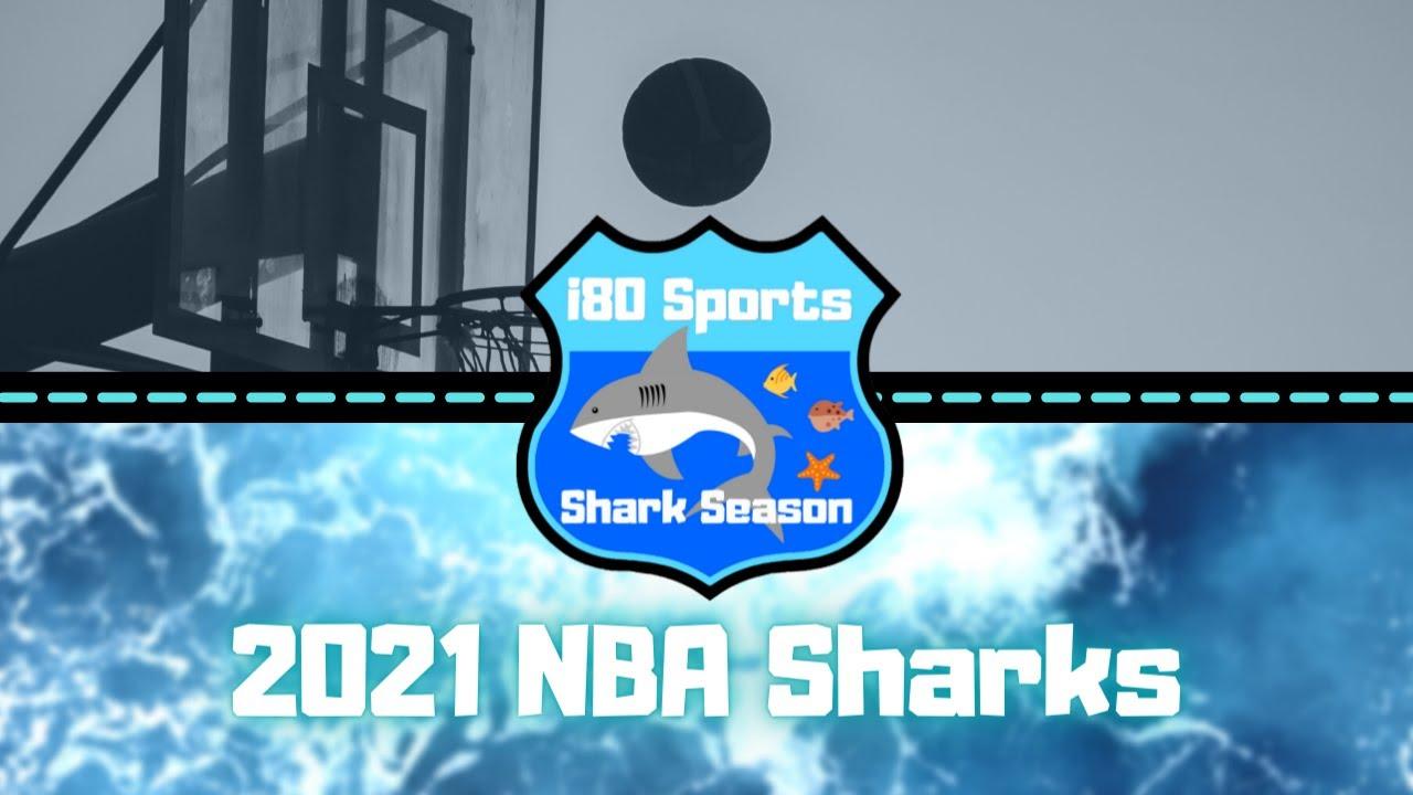 Shark Season- the i80 Sports NBA Shark Picks