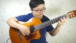 [Guitar Solo] Hạ trắng - Mèo Ú Guitar