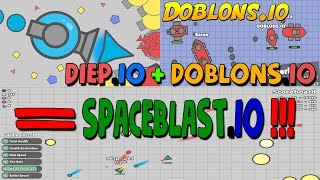 SPACEBLAST.IO BEST .IO EVER! *NEW* DIEP IO + DOBLONS IO = SPACEBLAST.IO / NEW .IO GAME SPACEBLASTIO