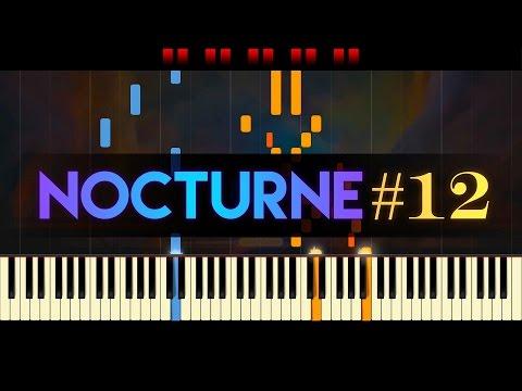 Nocturne in G major, Op. 37 No. 2 // CHOPIN