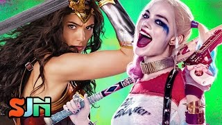 Wonder Woman Marketing Campaign Is Bigger Than Suicide Squad?