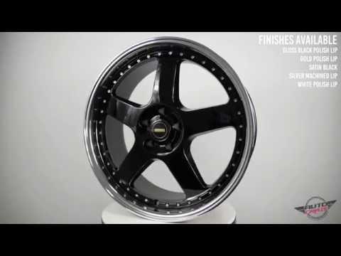 Simmons Wheels Australia - Simmons FR-1 Rims | AutoCraze