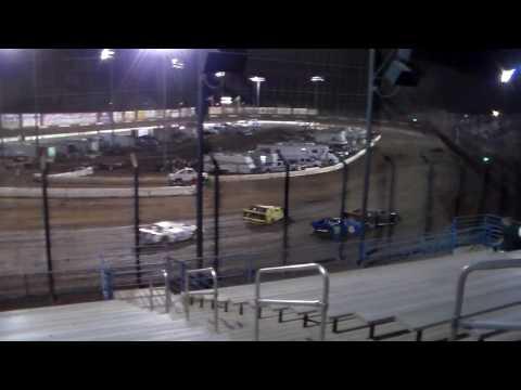 Super Stocks Heat Race - Perris Auto Speedway 10.29.16