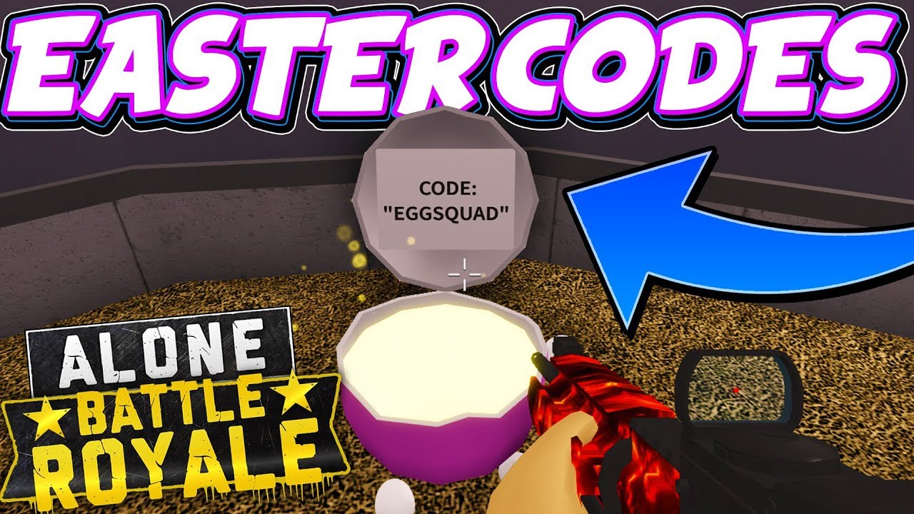 All Codes For Alone Battle Royale | StrucidCodes.com