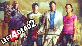 Left 4 Dead 2 — МЕРТВЫЙ ЦЕНТР!