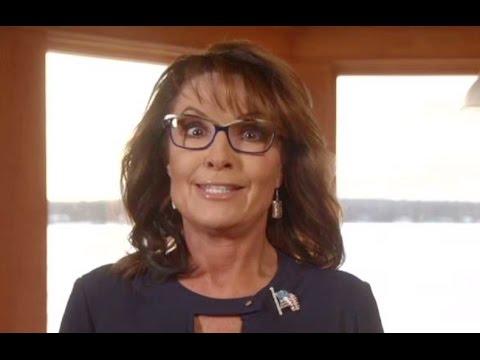 Sarah Palin Calls Republican Healthcare Plan 'Socialism'