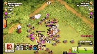 Clash of Clans Aide et astuce hdv 5 a 7