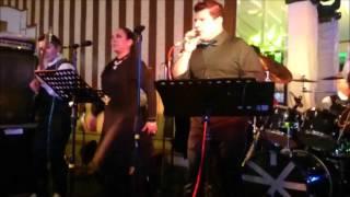 migajas cover grupo   DREAMS MUSIC COMPANY canta sergio bucio
