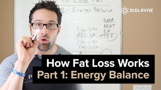 How Fat Loss Works - Episode 1: Energy Balance