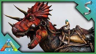 FINALLY WE TAMED AN ULTIMASAURUS! - Ark: Jurassic Park [E57]