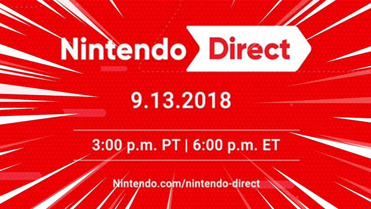 Nintendo Direct livestream: Watch the Switch and 3DS event right here