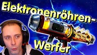 Fortnite ⚡ Rette die Welt ⚡ #300 - Der Elektronenröhrenwerfer im Waffentest - Let's Play Fortnite