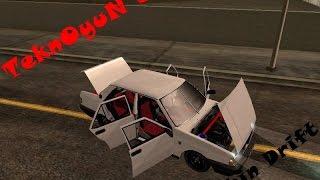 GTA San Andreas - Drift Buluşması (şahin,honda,serçe,murat 131)