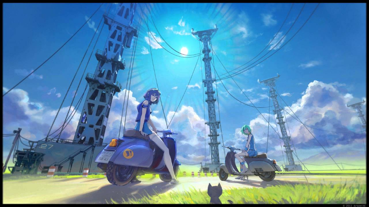 Halcali tip taps tip youtube - Anime scenery wallpaper laptop ...