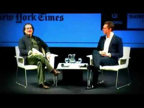 A Conversation with Tom Hiddleston - Times Talks Madrid