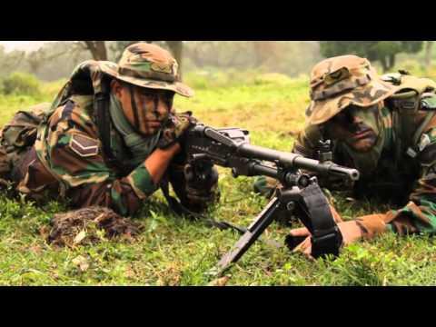 Trailer - Tropas de Monte Guarnición Militar Formosa - 17/02/16